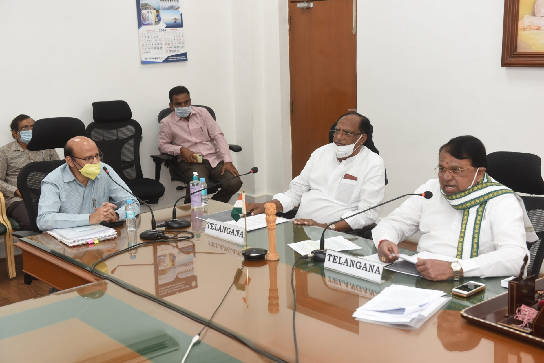 https://legislation.telanganalegislature.org.in//PreviewPage.tsl?filePath=basePath&fileName=Gallery/Presiding Officers of Telangana Legislature Video Conference with Honourable Speaker, Lok Sabha on 21.04.2020./6.JPG